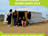 Internationale Workcamps 2018